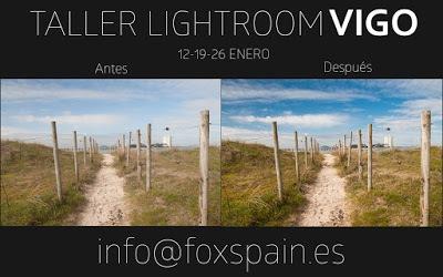 Taller Lightroom Vigo Enero 2017 1