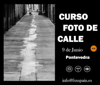 Curso Foto Calle Pontevedra 9 Junio 2