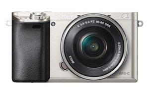 Las 5 Camaras Con Mejor Calidad Precio Para Comenzar En Fotografia Sony A6000 Evil