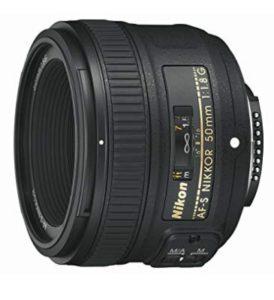 Nikon 50mm F 1.8