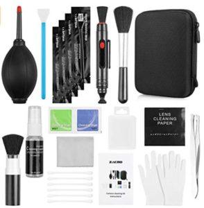 Kit Limpieza Objetivos Y Sensor Los 10 accesorios más útiles para fotografía