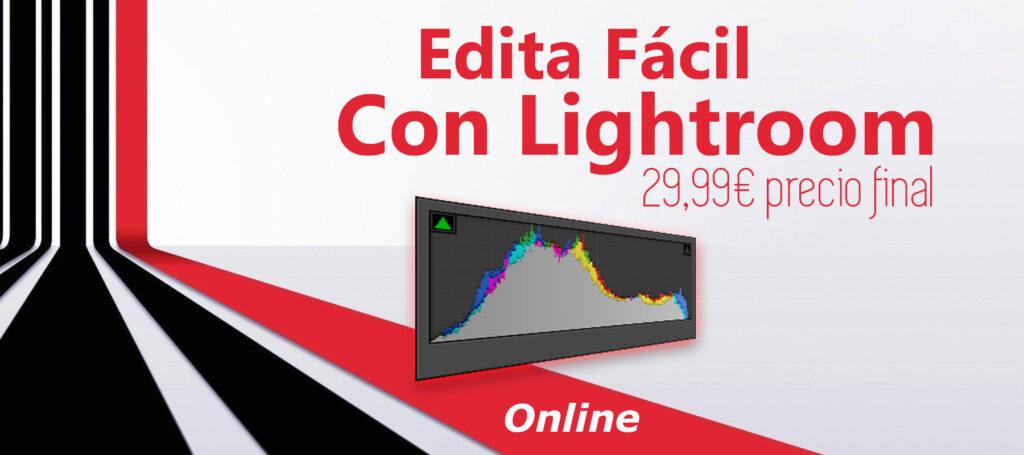Edita Facil Con Lightroom