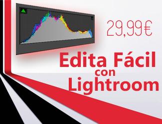 Edita Fácil con Lightroom