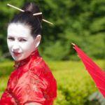 Geisha Sesion De Fotos 1